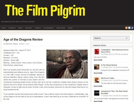 Age of the Dragons Review Example