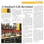 A Student's Life (Revisited), by M.J.Ryder