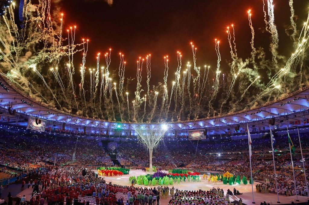 Rio 2016 Closing Ceremony