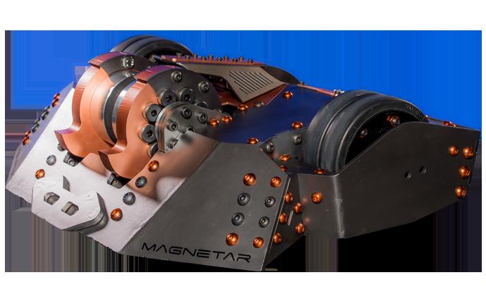 The simply stunning Magnetar, Robot Wars S3