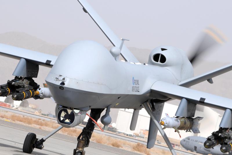 RAF Reaper MQ-9 drone